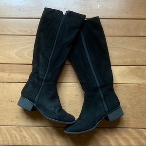 Shoes - Black high boots